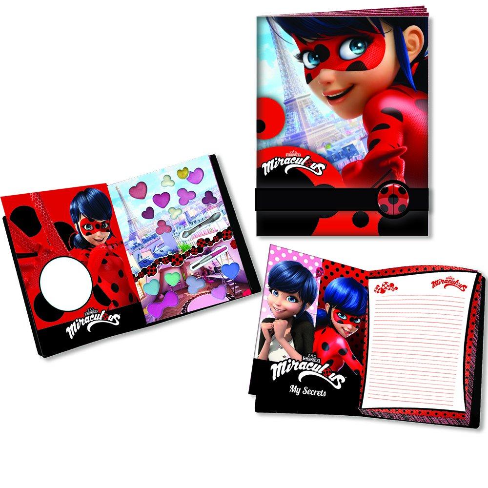 Nice 52002 - Miraculous - Ladybug Notas de Belleza: Amazon ...