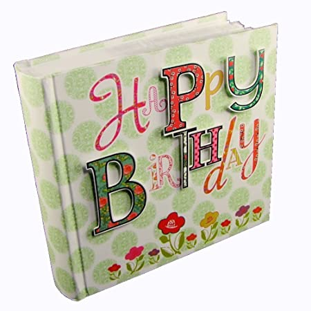 Euphyllia Laura Darrington Patchwork álbum Feliz cumpleaños ...