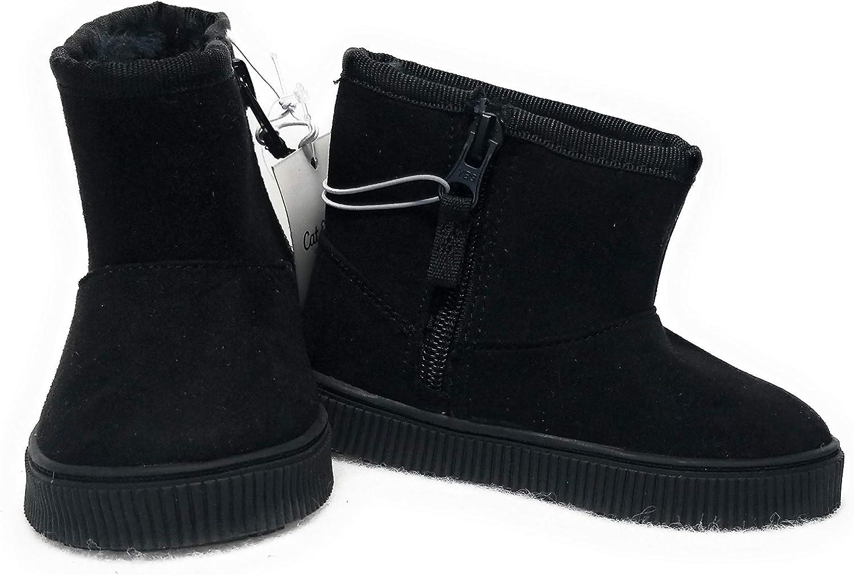 Amazon.com   Cat \u0026 Jack Black Boots (7