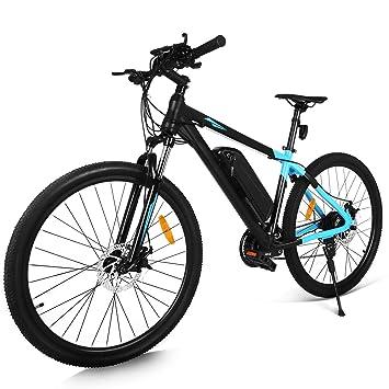 Beautytalk 27.5 Inch Electric Bicycle Mountain Bike Mountain bike ...