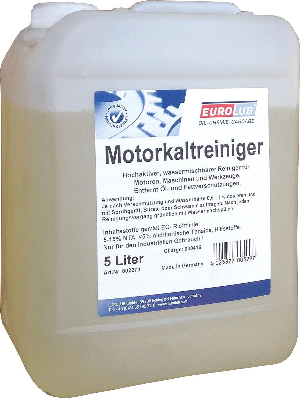 Eurolub - Purificador en frí o para el Motor, 5 l EUROLUB GmbH 002273