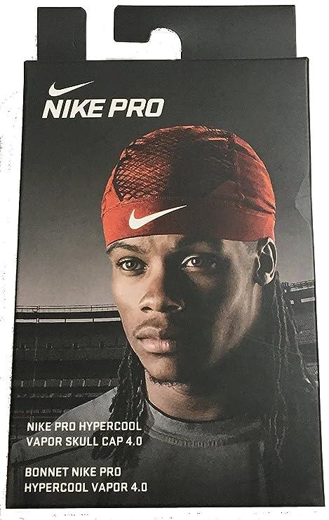5de5bcd1300 Buy Nike Pro Hypercool Vapor Skull Cap 4.0 (Red Black White) Online ...