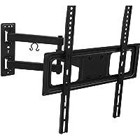 Mount-It! MI-3991B Full Motion 180 Deg. Swivel TV Wall Mount Bracket w/Extending 17-Inch Tilting Articulating Arm For 26…