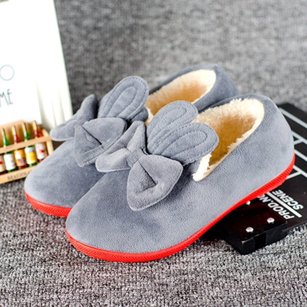 ZZHF Zapatos de los Guisantes de Las Mujeres Zapatos de Algodón Plano Ocasional Zapatos de Las Señoras 3 Color Tamaño Opcional Opcional Zapatillas
