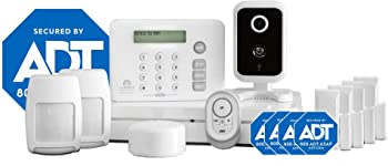 LifeShield an ADT Company 14-Piece Easy DIY Smart Home Security System