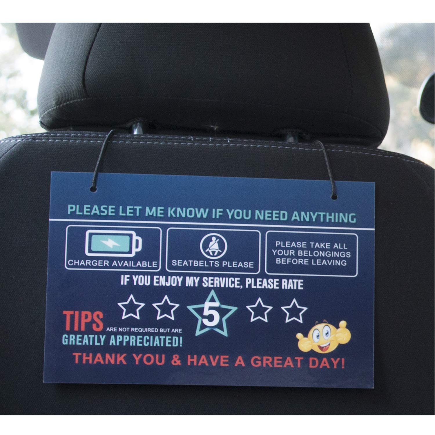 LOTUS-A Rating Tips Accessories Rideshare Driver