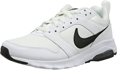 Nike Air MAX Motion, Zapatillas de Running para Hombre, Blanco/Negro (White/Black), 42 1/2 EU: Amazon.es: Zapatos y complementos