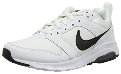 Mouvement Air Max Mens Lw Chaussures De Course, Bianco, Naranjafluo Nike