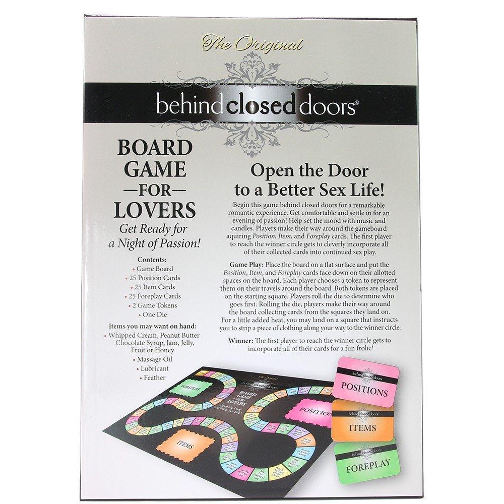 Little Genie Behind Closed Doors Erotic Game
