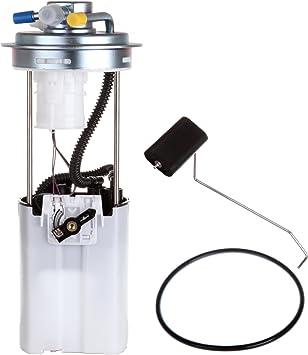 Fuel Pump Module /& Sending Unit Fits 2002-2003 GMC Yukon XL 2500 V8 6.0L E3554M