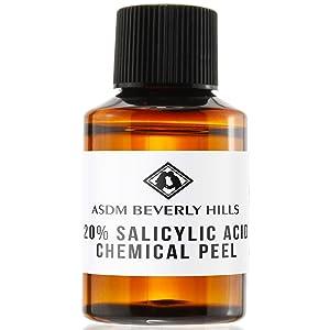 ASDM Beverly Hills 20% Salicylic Acid Peel  1 Ounce 