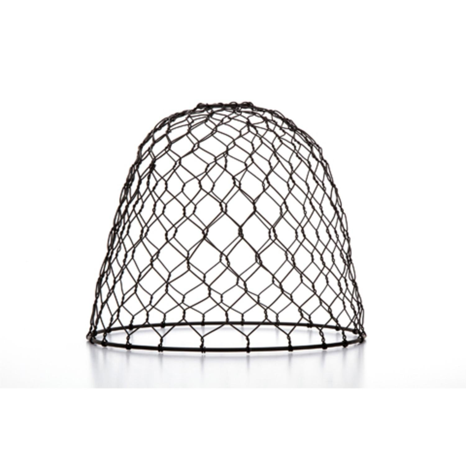 10 cleveland vintage lighting black chicken wire dome lamp shade 10 cleveland vintage lighting black chicken wire dome lamp shade amazon greentooth Gallery