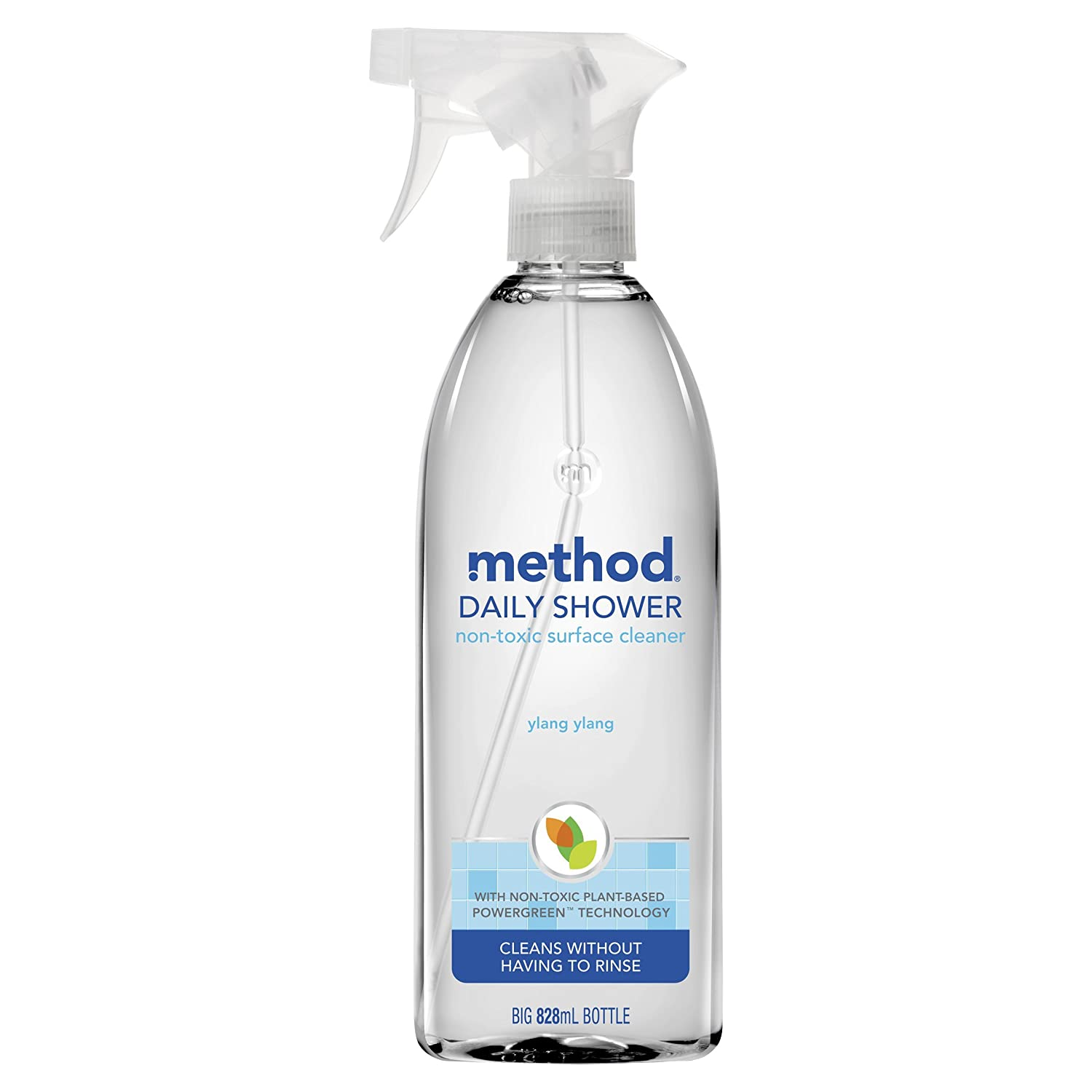 Method Best in Glass Window and Glass Cleaner Mint 828 ml (Pack of 8) Method Products 4001725