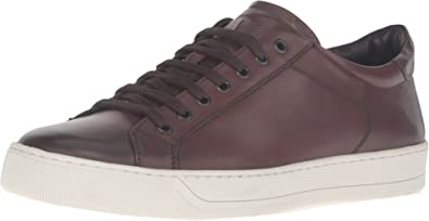 Mens Bruno Magli Wapiti Sneakers Dark Grey MPK22253
