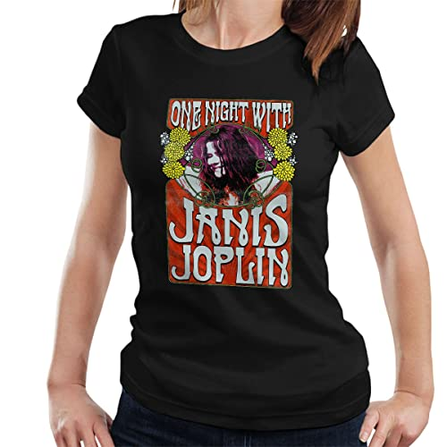 One Night With Janis Joplin Women's T-Shirt