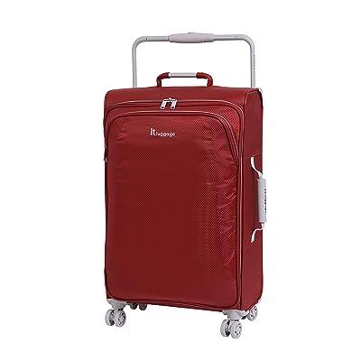 "IT Luggage 27.6"" World's Lightest 8 Wheel Spinner"