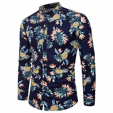 d8ffeb2bf3ba6 Camisas Hawaianas Hombre