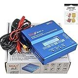 HOBBYTIGER SKYRC iMAX B6AC V2 Digital Li-po NiMH NiCd 3S RC Battery Balance Charger + 4 Plug(2 T Plug + 2 XT60 Plug)