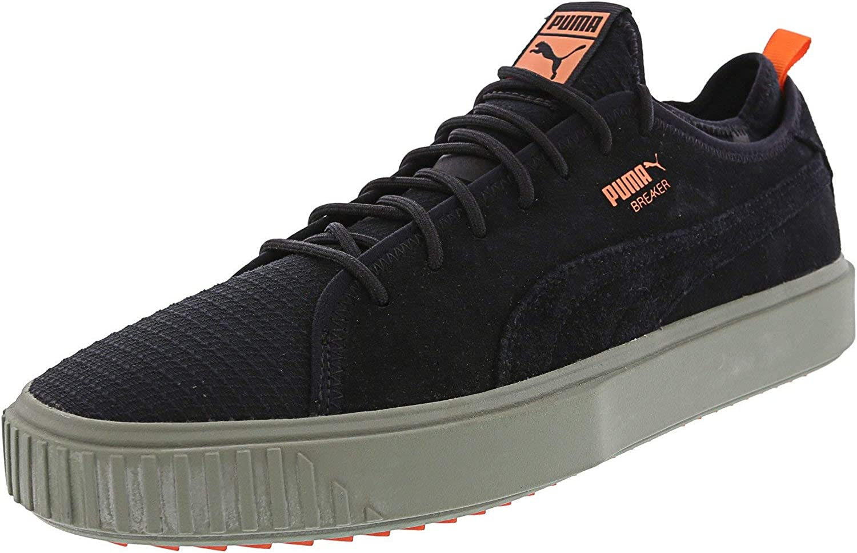 PUMA Men's Breaker Mesh Fof Ankle High Fabric Fashion Sneaker
