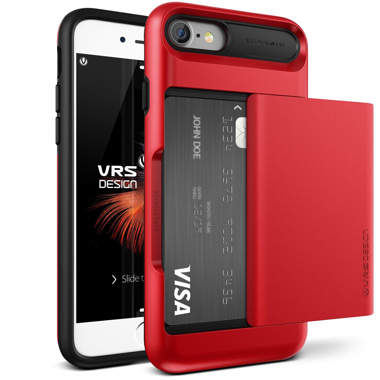 Funda para tu movil con cartera para tus tarjetas, iPhone 7 por solo 19,99€
