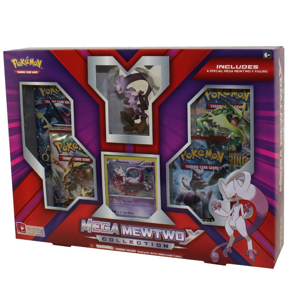 Amazon.com: pokemon cards mewtwo box