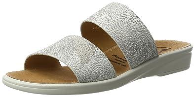 Ganter Damen Pantoletten Pantoletten Sonnica-E, Weiß (Offwhite), 35.5 (Herstellergröße: 3)