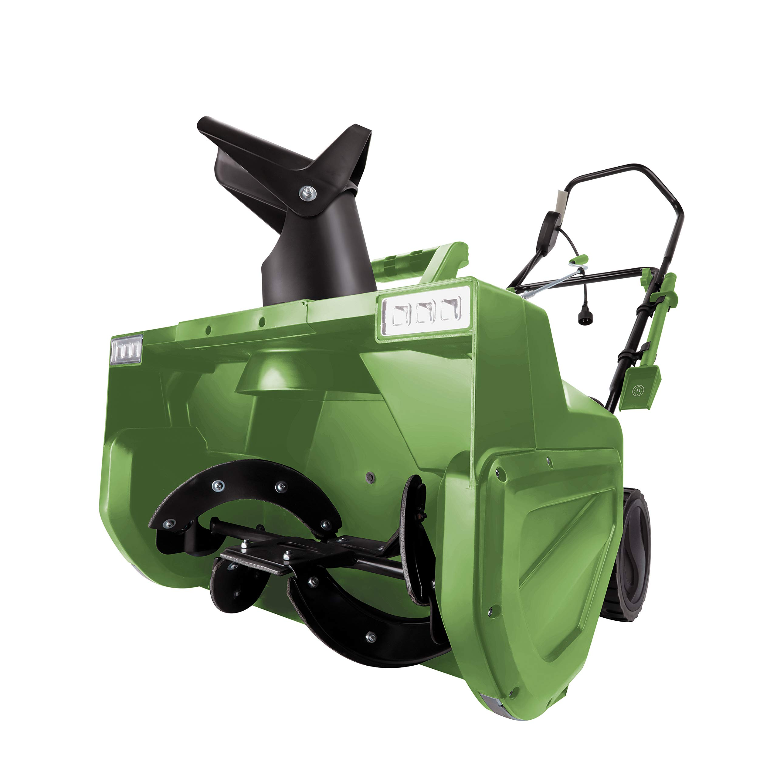 Martha Stewart MTS-EST22 22-Inch 15-Amp Electric Snow Thrower w/Dual LED Lights by MARTHA STEWART