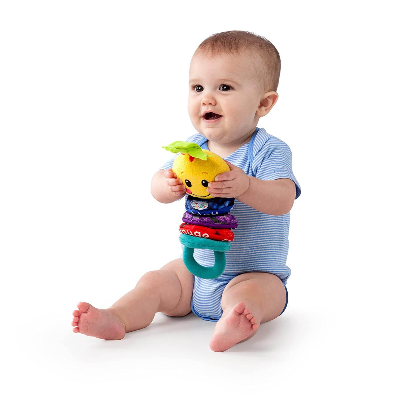 Amazon Baby Einstein Carry Along Caterpillar Toy Baby