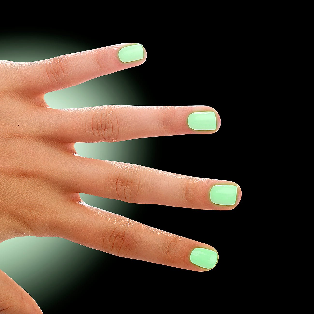 Infactory Blacklight-esmalte de uñas con Glow-in-the-dark-efecto: Amazon.es: Belleza