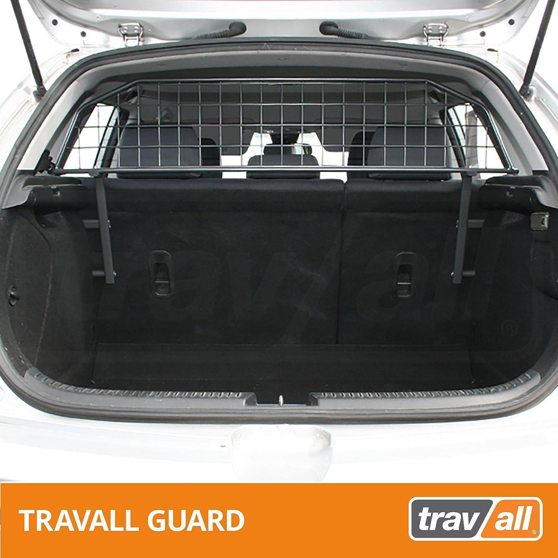 Travall® Guard Hundegitter TDG1376 – Maßgeschneidertes Trenngitter in Original Qualität