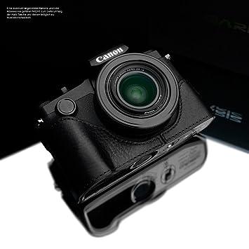 Funda para Cámara Canon G1 X Mark III | Foto Funda de piel ...