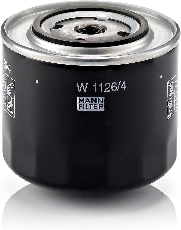 Mann Filter Original Ölfilter W 1126 Für Pkw Und Nutzfahrzeuge Auto