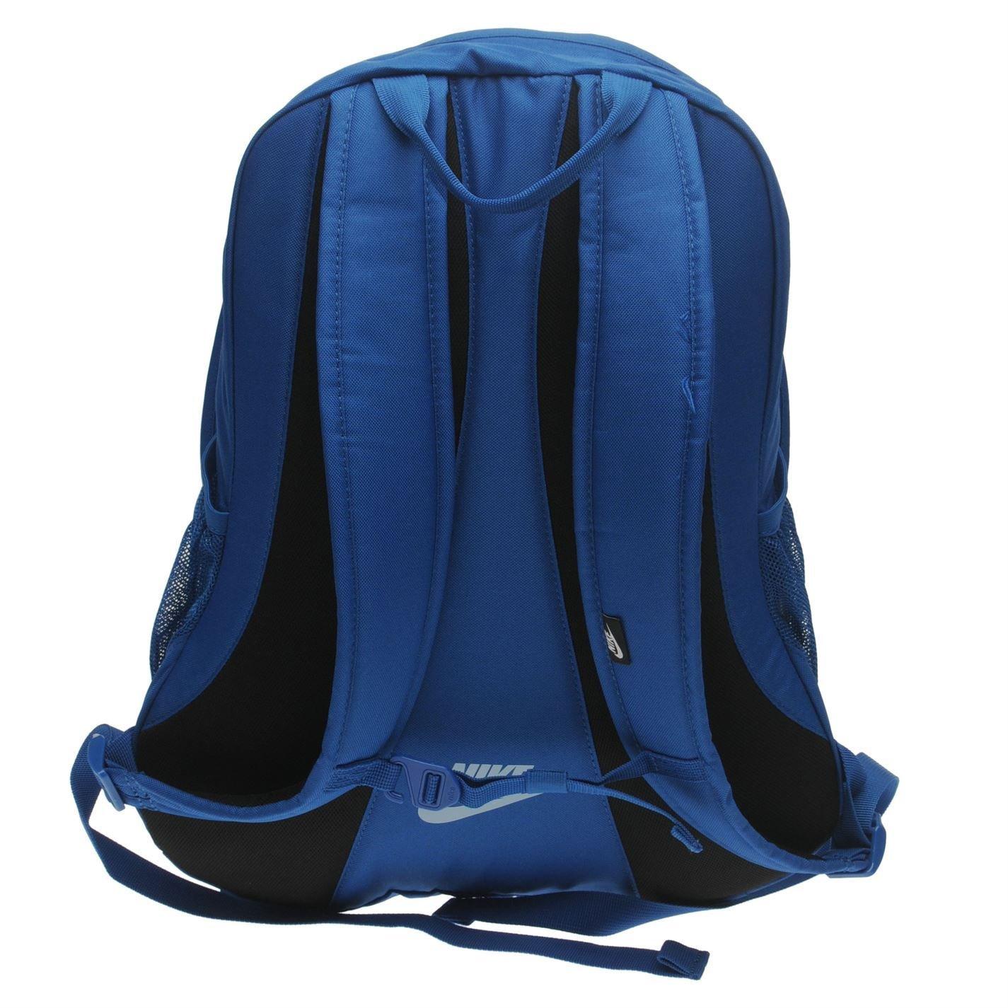 Nike Hayward Futura Backpack Blue Sports Bag Holdall Rucksack   Amazon.co.uk  Luggage 74d6f72c44885