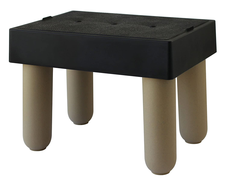 八幡化成 ステップフィル(ステップスツール) ブラック B078W2J3X2 ブラック ブラック