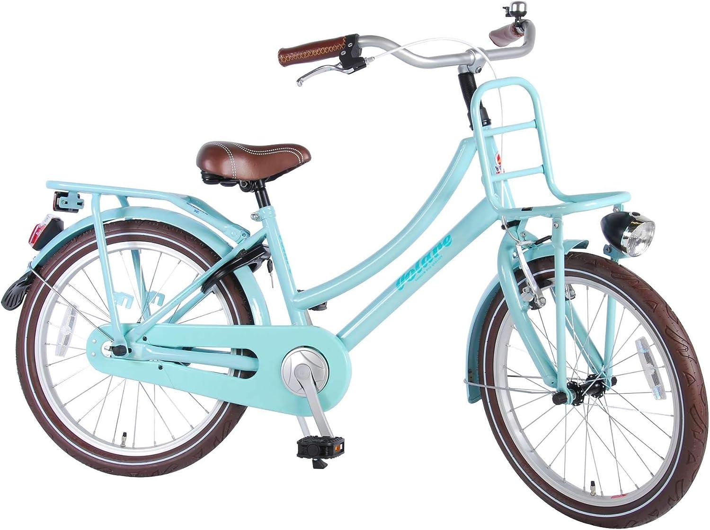 Bicicleta Niña Excellent 20 Pulgadas Freno Delantero al Manillar y ...