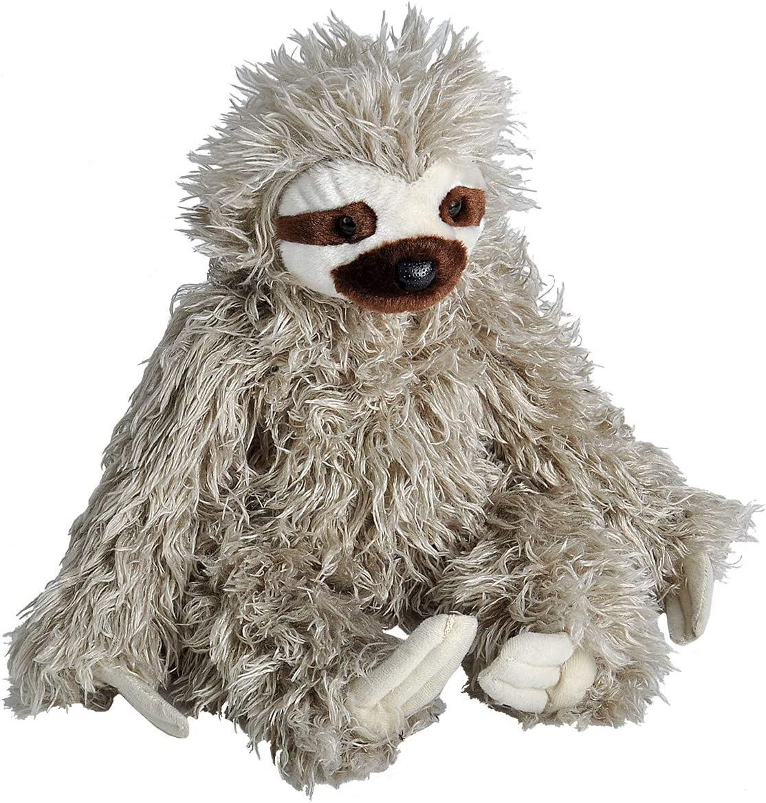 "B00BB7YETE Wild Republic Cuddlekin Three Toed Sloth 12"" Plush, Cuddlekins (12257) 71uT6CnLdcL"