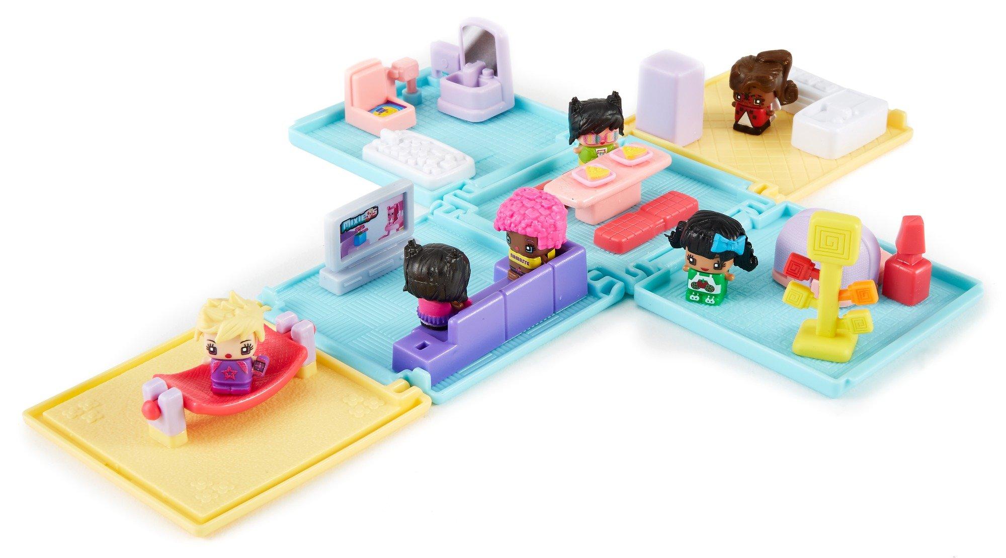 My Mini MixieQ's Bundle - Mini Rooms, Playsets, and Figures by My Mini MixieQ's (Image #4)
