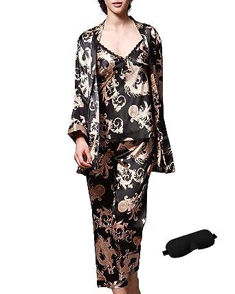 Men's Pajama Sets Men's Sleep & Lounge Learned Summer Kimono Pajamas Men Cotton Pajamas Half Pants Mens Lounge Sleepwear Kimono Pajama Set