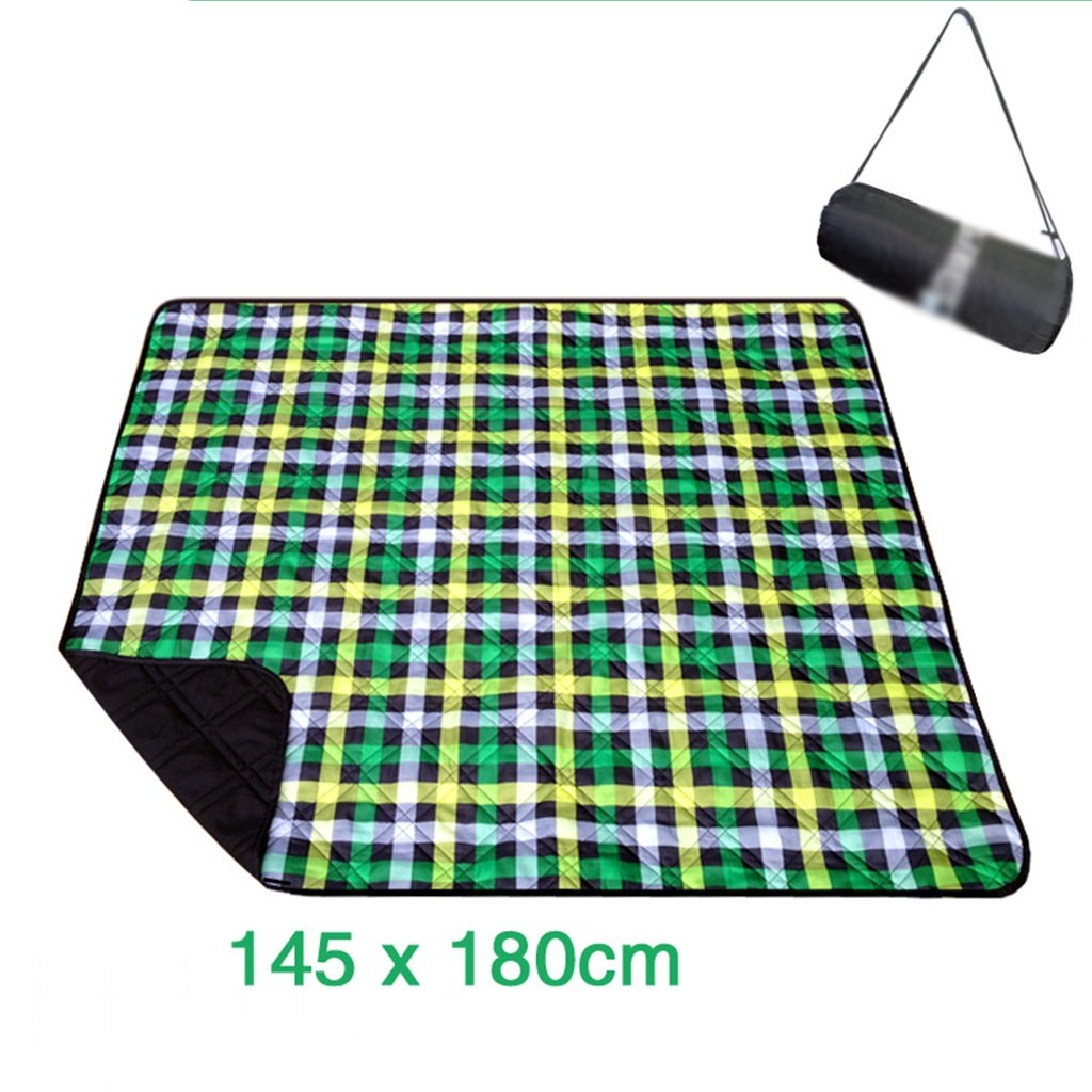 ZXLDP Mantas de de de picnic Oxford Cloth Alfombrillas Para Picnic Alfombra Moisture-proof Pad Al Aire Libre Césped Para El Jardín Alfombra Lavable Accesorios para tiendas de campaña ( Color : 1 , Tamaño : 145180CM ) af6fca