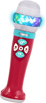 Battat Fun Sing-along Microphone