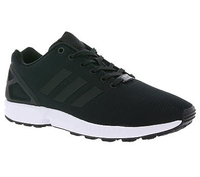online store 80752 7527c adidas ZX Flux S76530, Sneaker Uomo, Multicolore (Black 001), 44 2