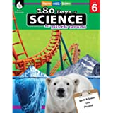 180 Days of Science: Grade 6 - Daily Science Workbook for Classroom and Home, Cool and Fun Interactive Practice…
