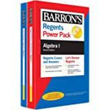Regents Algebra I Power Pack Revised Edition (Barron's Regents NY)
