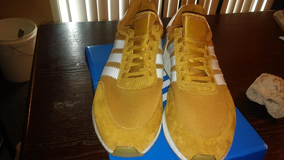 adidas Originals Men's I-5923 Running Shoe Run about a half size big