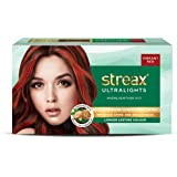 Streax Ultra Light, Vibrant Red, 60g