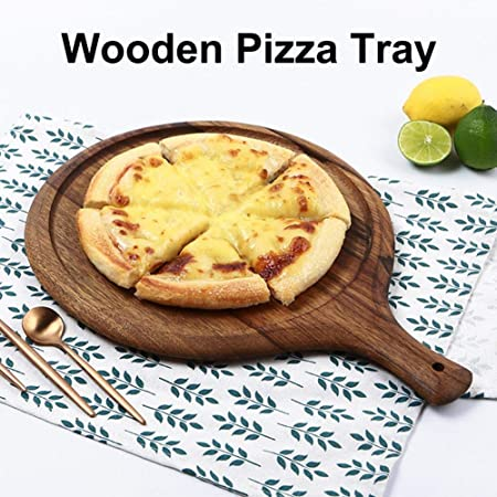 Pizza Trays /& Pizza Cutter  Pizza Trays 30cm