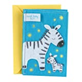 Hallmark Signature New Baby Greeting Card (Sweet Baby Boy)