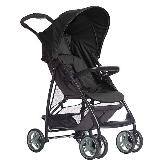 Graco LiteRider LX - Sistema de viaje, grupa 0+, color negro y gris: Amazon.es: Bebé