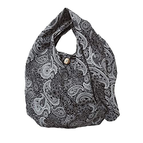 Amazon.com: BTP! Thai Cotton bolsa largo tipo bandolera ...