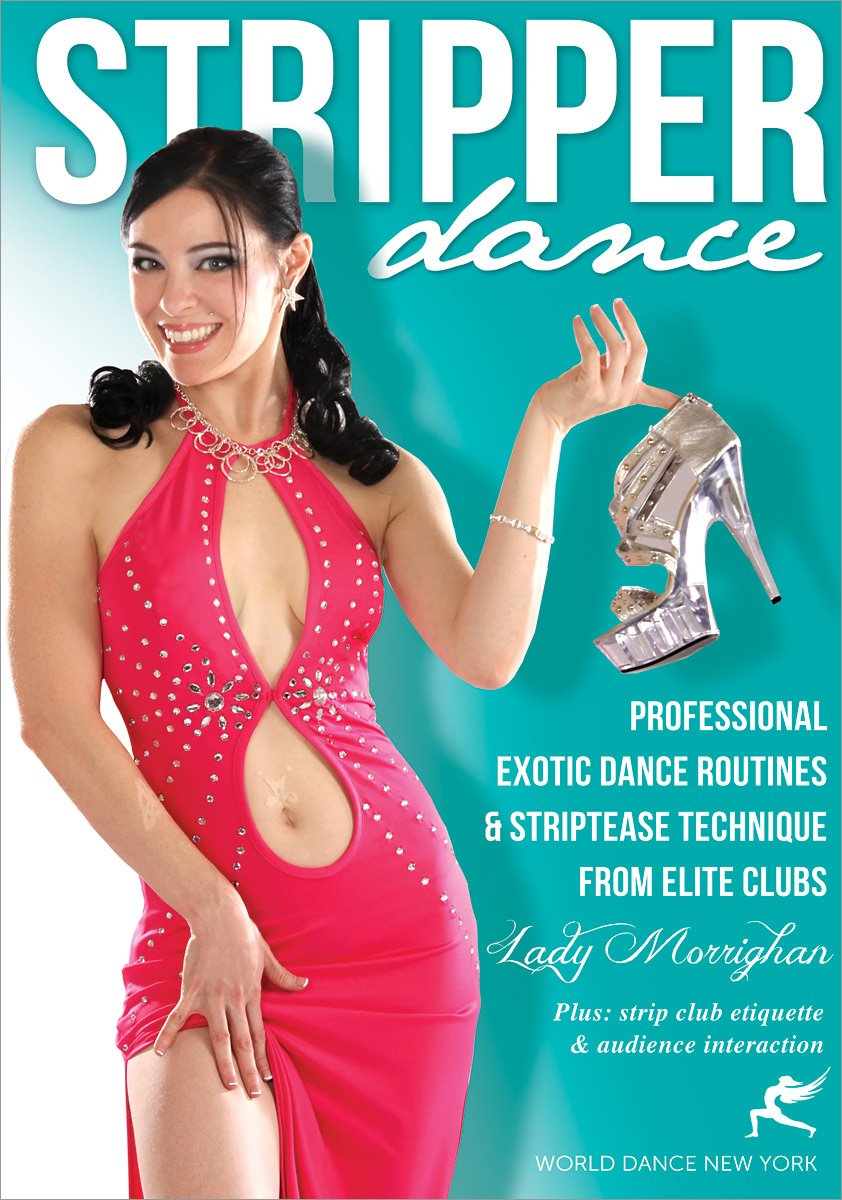 How to dance a striptease